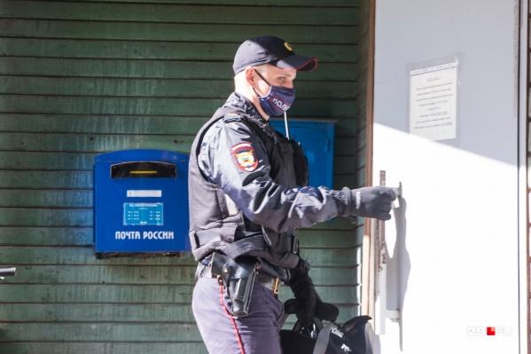 Сотрудники полиции и прокуратуры проводят свои проверки в детском доме Северодвинска