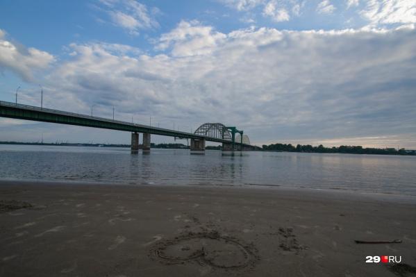 Одна из трагедий произошла на реке в районе Краснофлотского острова
