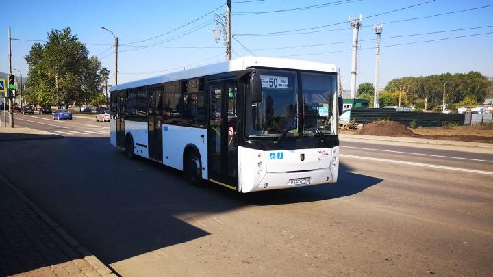 «Водитель гнал, как потерпевший»: общественники снова жалуются на 50-й маршрут