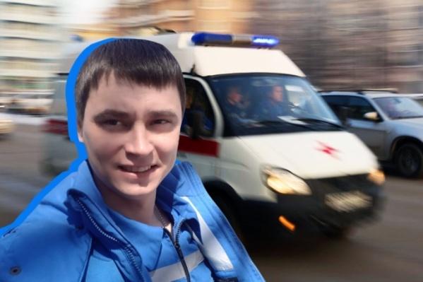 Сергей Комлев согласился честно рассказать о своей работе во вторую волну коронавируса