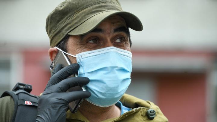 Теперь официально: Свердловская область вышла на плато пандемии