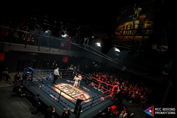На ринг выходили десять пар бойцов