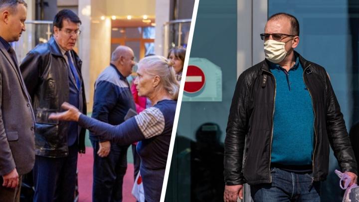Масочные облавы и скандал из-за взорвавшегося дома: что случилось в Ярославле за сутки. Коротко