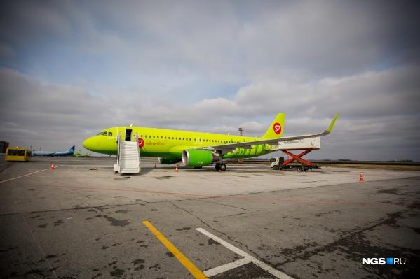 Мировая авиация, прогнозирует владелец S7, начнет восстанавливаться через год