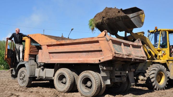 В Архангельске осудят мужчину за хищение песка на 6 миллионов рублей