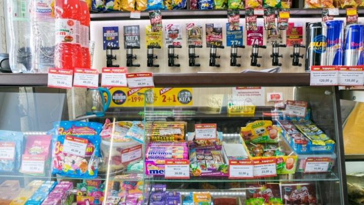 Начальник красноярских участковых предложил запретить продажу алкоголя в дни детских праздников