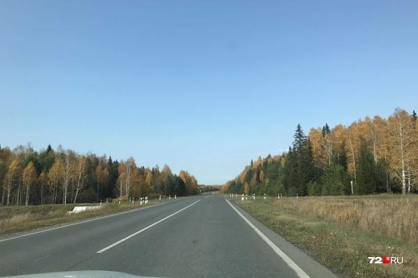 Тюменец был уверен, что жена потерялась поблизости, но оказалось, что она ушла от автомобиля на несколько километров