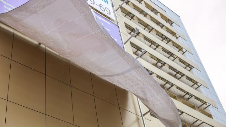 МЧС предупредило новосибирцев о порывистом ветре до 20 м/с