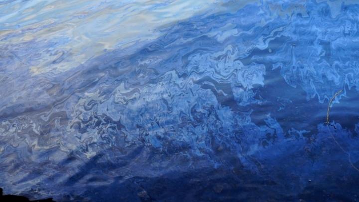 В крае объявили режим ЧС из-за очередного разлива нефти на Таймыре