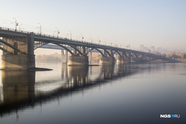 Ремонтировать мост будут во время строительства развязки на площади Лыщинского