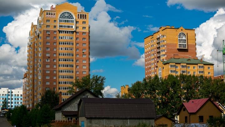 Красноярский край оказался на 12-м месте в стране по доступности двушек