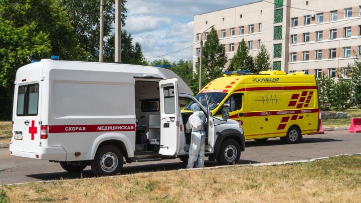 Федеральный штаб сообщил о пяти умерших омичах с коронавирусом