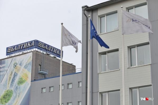 Завод «Балтики» в Челябинске закрылся весной 2015 года и последние пять лет использовался как склады