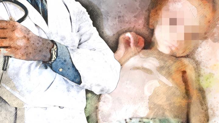 «Она похожа на ребенка блокадного Ленинграда»: врач-педиатр — о девочке из Карпинска, которую прятали в шкафу