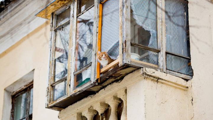 На самом деле он не ваш: что в Перми нельзя делать с балконом