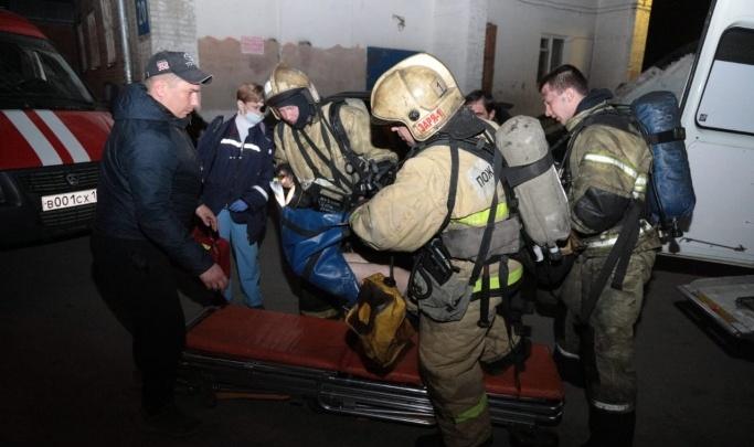 Следователи возбудили уголовное дело из-за гибели 20-летнего новосибирца на пожаре
