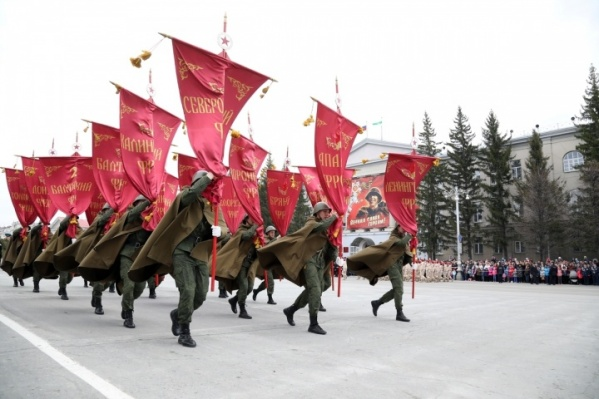 Парада, посвященного Победе в Великой Отечественной войне, курганцы на главной городской площади в этом году не увидят