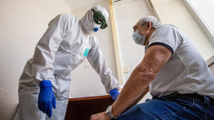 Съездил в Питер: житель Самарской области заразил коронавирусом свою семью