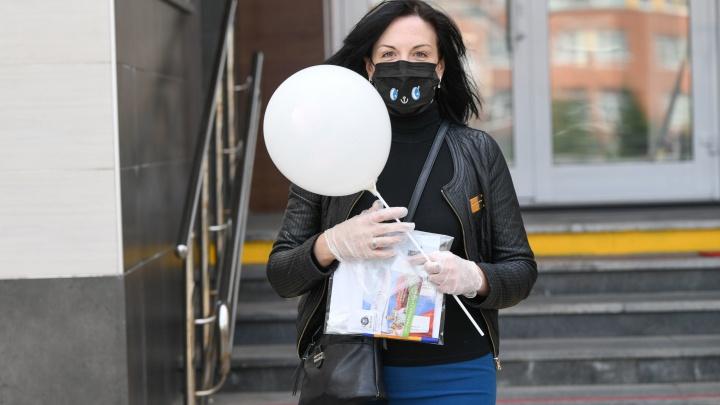 Как голосовали в Великом Новгороде: фоторепортаж с избирательных участков