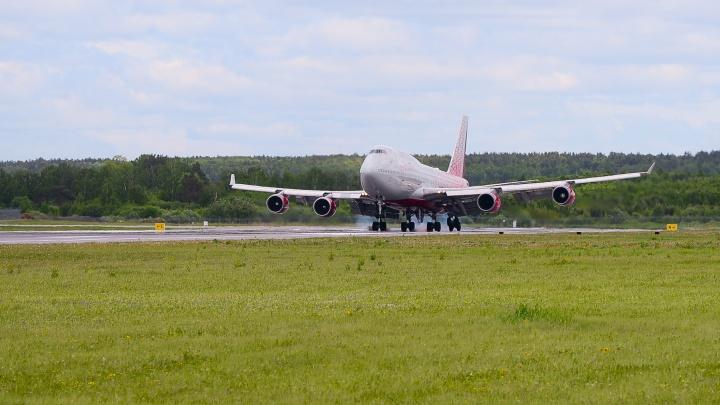 Дождались! С Бали в Екатеринбург вылетел самолет с застрявшими туристами