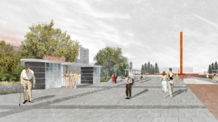 «Свежие идеи не всем по вкусу»: авторов проекта реконструкции Красной площади поставили в жесткие рамки