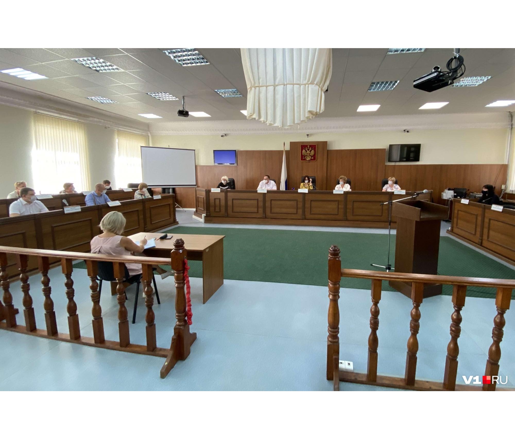 Волгоградские судьи объявили проверку публикаций СМИ о Юлии Добрыниной