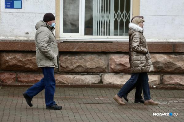 Кемерово стал лидером по заболеваемости за сутки