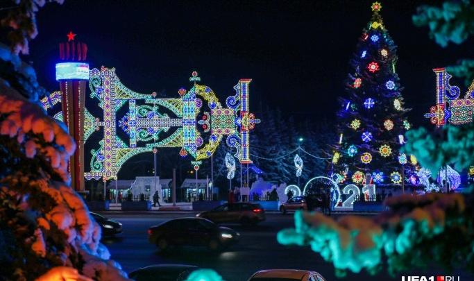 Мэрия Уфы опубликовала список автобусов, которые будут курсировать по Уфе в новогоднюю ночь