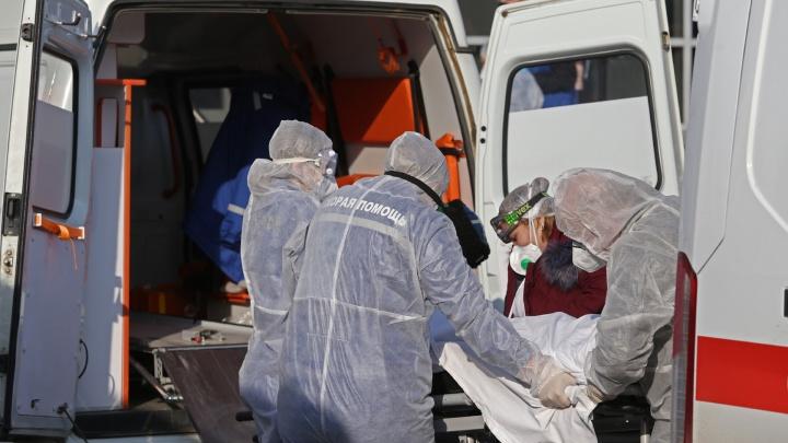 В суточную статистику челябинского Минздрава впервые попали 10 умерших пациентов с коронавирусом