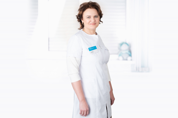 Пластический хирург «Клиники Пасман» Ирина Вадимировна Шмарина