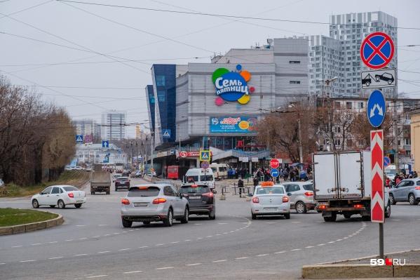 После открытия участка Революции на дорогах в центре должно стать меньше пробок