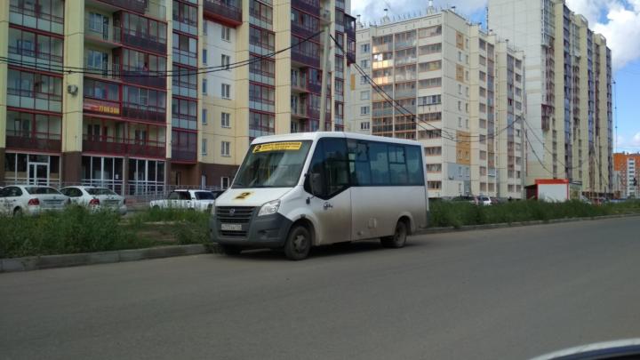 В Челябинске возобновил работу автобус, соединяющий Чурилово с центром
