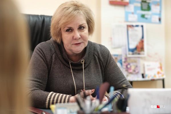 Раиса Кассина поддержала предложение