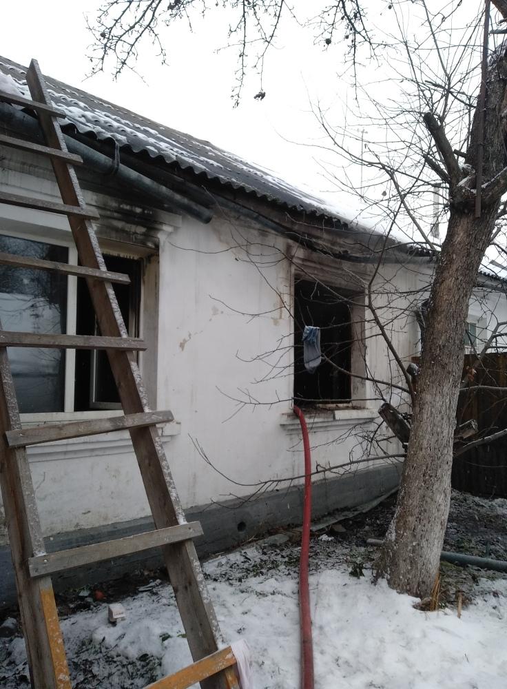 Дом нуждается в восстановлении