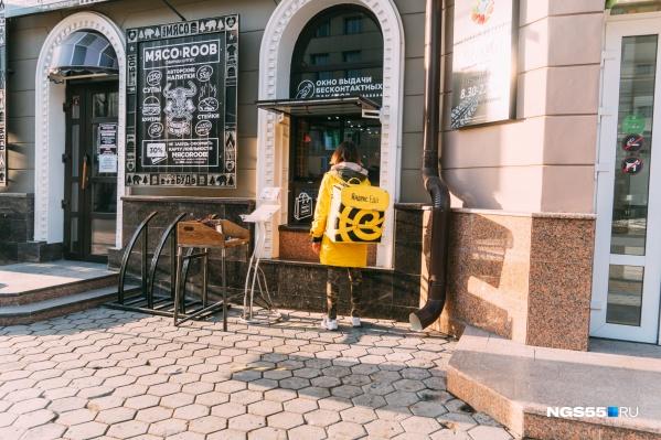 Кафе и рестораны могут обслуживать посетителей только по предварительному заказу