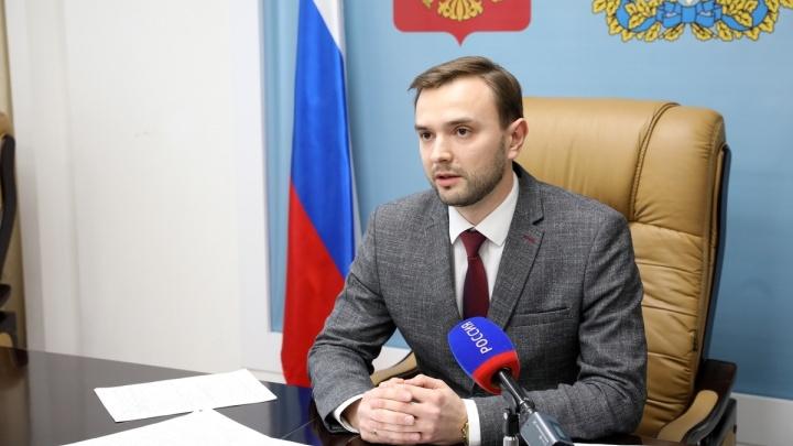 Владимир Ковалёв возглавил департамент экономического развития Курганской области