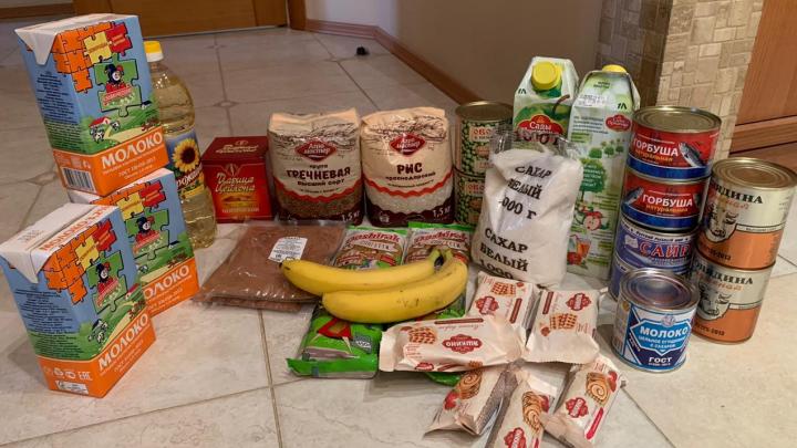 «Дети только и делают, что едят»: новосибирцы показали, какие сухпайки получили в школах (у всех разные!)