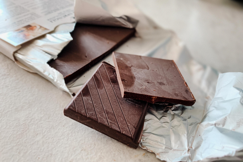 Треть шоколадной плитки — суточная норма сахара