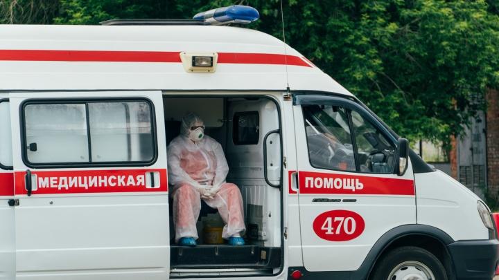 В Омской области скончались ещё пять человек с коронавирусом