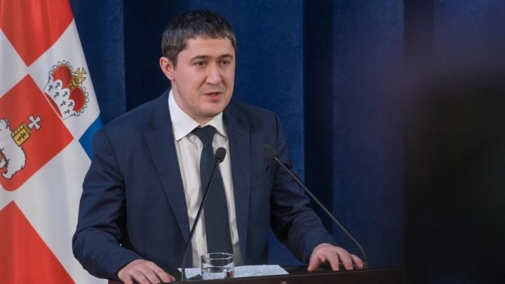 «Надо делать ревизию»: Дмитрий Махонин высказался о крупных инфраструктурных проектах