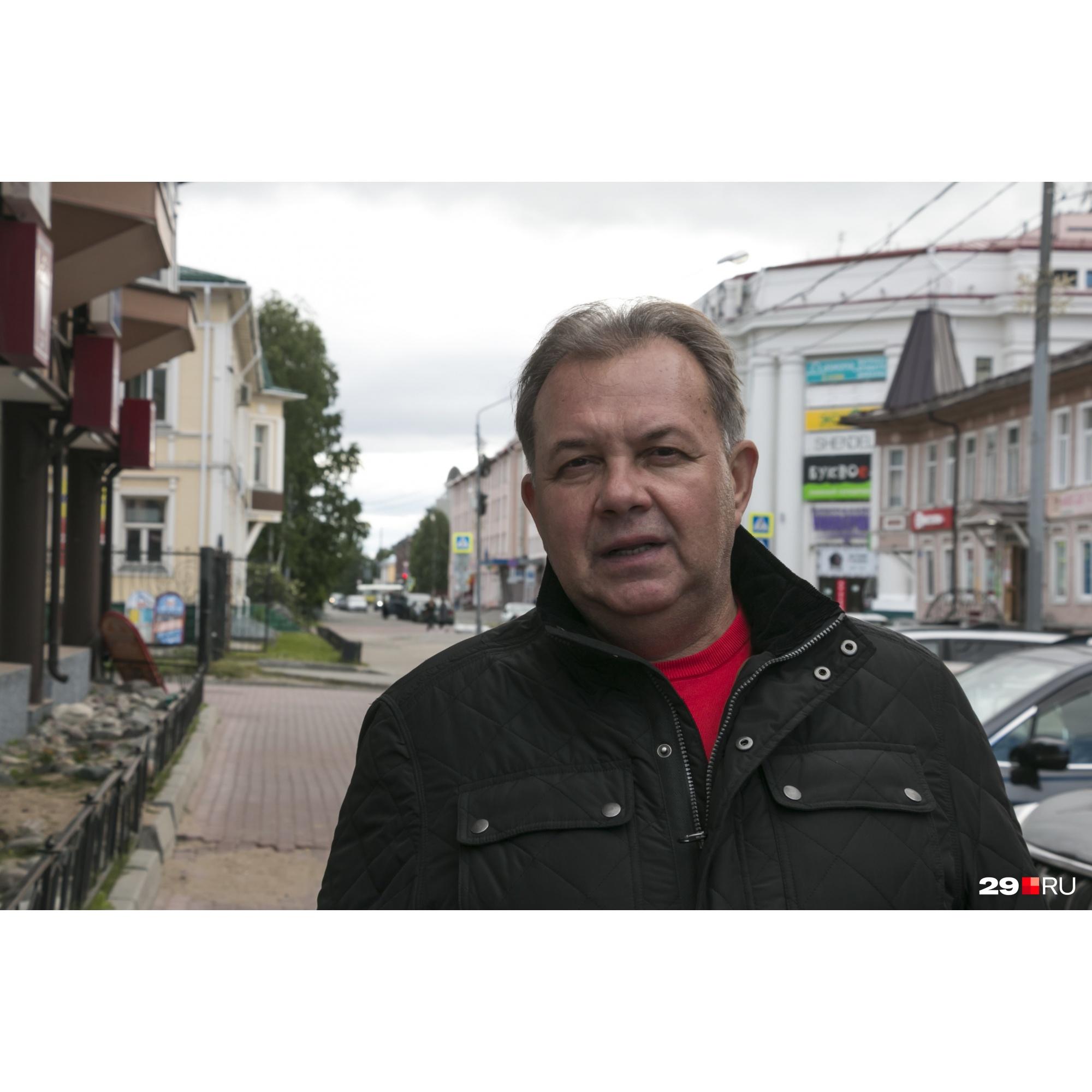 Виктор Павленко был мэром с 2008 по 2012 год