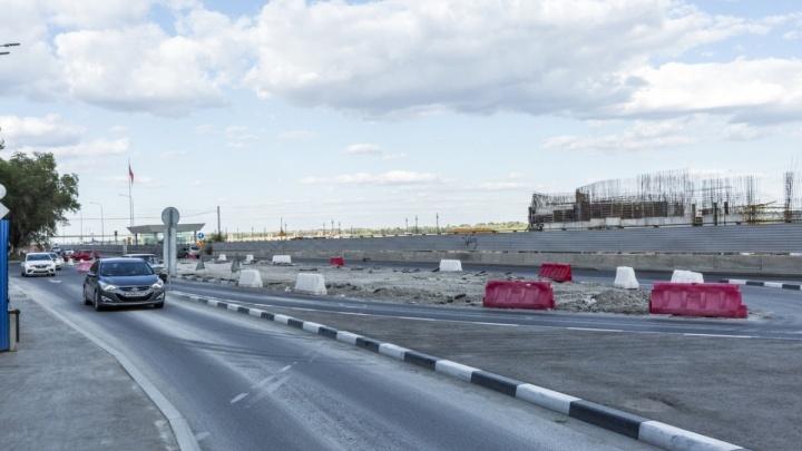 В Волгограде пешеходный мост Центральной набережной изготавливают на «Красном Октябре»