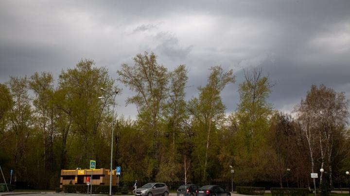 В Тюмень осадки принес циклон. Когда в городе закончатся затяжные дожди?