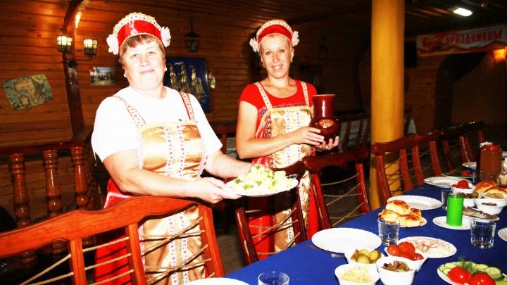 «Всё включено» по-сибирски: как отдохнуть комфортно, вкусно и на природе