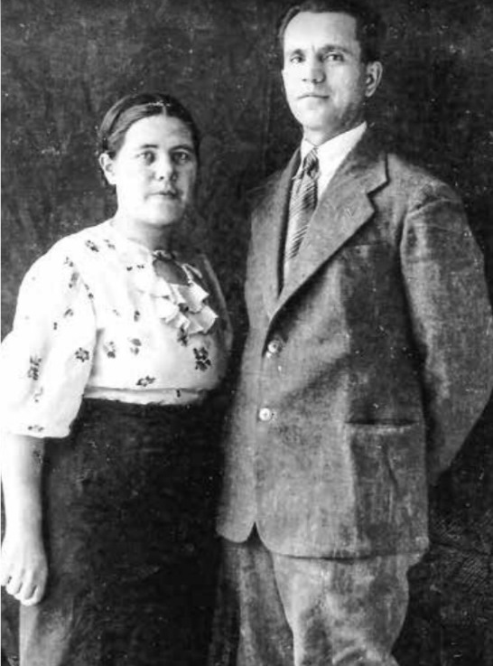 Супруги Супротивины