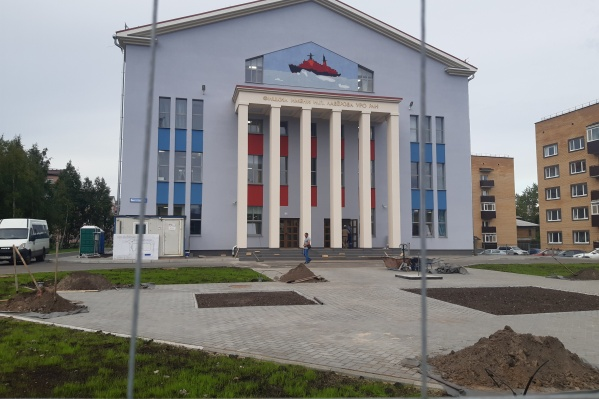 Вам нравится, как выглядит новый корпус ФИЦКИА в Соломбале? Напишите свое мнение в комментариях
