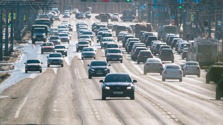 Минтранс хочет заставить подрядчика убрать «волны» на Московском шоссе