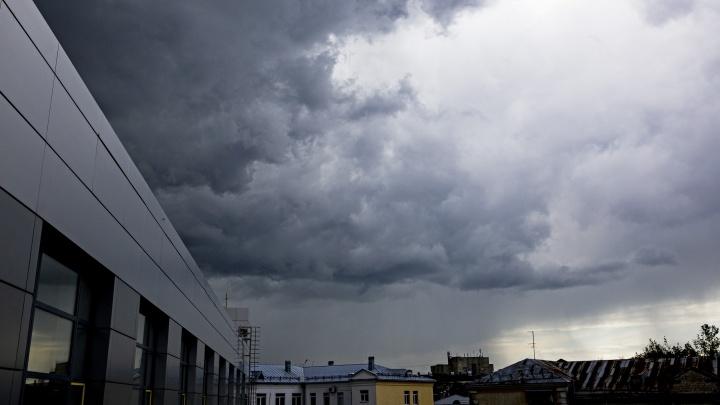 Четыре ведра воды на квадратный метр: на Центральную Россию обрушатся рекордные ливни