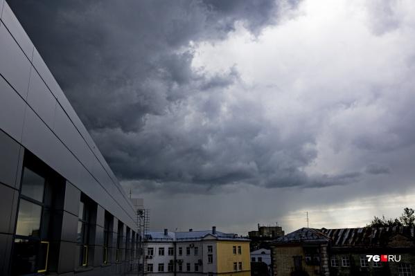 В последние дни мая на Центральную Россию выпадет месячная норма осадков