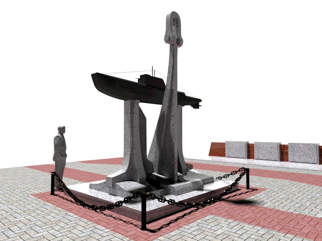 Сейчас проект памятника опубликован на сайте мэрии